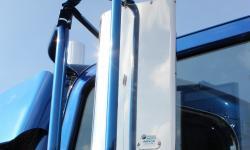 Aero Mirror on truck